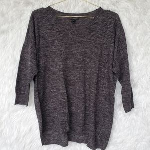 J. Crew Tunic Sweater Size L